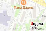 Схема проезда до компании Aromat-cvetov в Москве