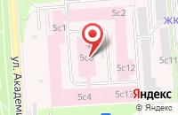Схема проезда до компании Глобалмакс в Москве