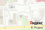 Схема проезда до компании Dianna в Москве