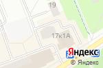 Схема проезда до компании Новый Мастер в Москве