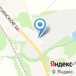 Тулдорбезопасность на карте Ленинского