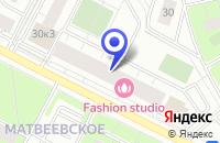 Схема проезда до компании МЕБЕЛЬНЫЙ МАГАЗИН САН-ДИЗАЙН в Москве