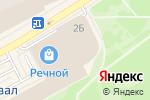 Схема проезда до компании Чемодан подарков в Москве