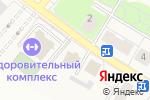 Схема проезда до компании Газпром в Москве