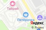Схема проезда до компании Центр-Инвест в Москве