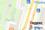 Схема проезда до компании Металлоремонтная мастерская в Москве