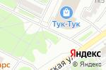 Схема проезда до компании Баскин Роббинс в Москве