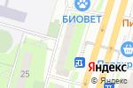 Схема проезда до компании Пивной бочонок в Москве