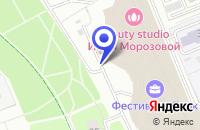 Схема проезда до компании АВТОТРАНСПОРТНАЯ КОМПАНИЯ ДАЛИ-АВТО в Москве