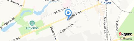 Горячие туры на карте Чехова