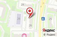 Схема проезда до компании Многопрофильный магазин на ул. Академика Доллежаля в Подольске