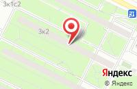 Схема проезда до компании Халла в Москве