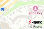 Схема проезда до компании Пенопластик-опт в Москве