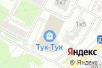 Схема проезда до компании Семейная пасека Мамдеевых в Москве