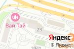 Схема проезда до компании Distel в Москве