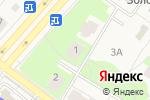Схема проезда до компании ТОП-СТРАХОВКА в Москве