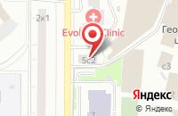 Схема проезда до компании Су-33 в Москве