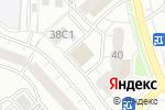Схема проезда до компании СурдоКабСервис в Москве