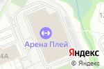 Схема проезда до компании Прометей в Москве