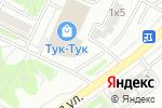 Схема проезда до компании Носим сами в Москве