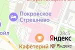 Схема проезда до компании НИЦ ИТЭП в Москве