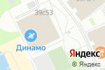 Схема проезда до компании Гакумон Додзё в Москве
