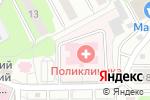 Схема проезда до компании Левобережная городская поликлиника в Москве