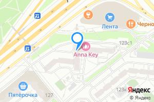 Однокомнатная квартира в Москве Ленинский пр-т, 123
