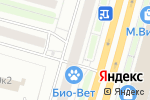 Схема проезда до компании Секондхенд №1 в Москве