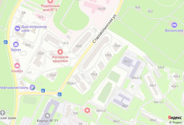 жилой комплекс Ближняя дача