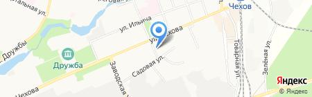 Книга на карте Чехова