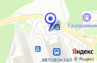 Схема проезда до компании ПТФ СОДРУЖЕСТВО в Москве