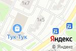 Схема проезда до компании СМТ ГСП в Москве