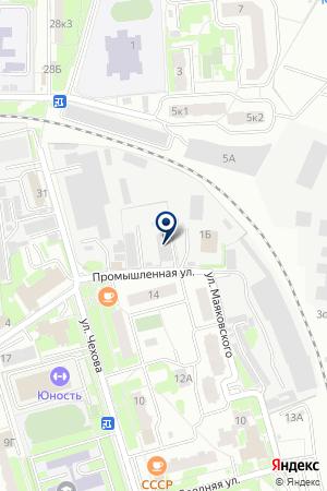 ПРОИЗВОДСТВЕННО-ТЕХНИЧЕСКИЙ ЦЕНТР КВАНТ на карте Лобни