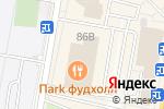 Схема проезда до компании Альмирал в Москве