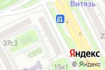 Схема проезда до компании Техносад в Москве