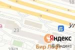 Схема проезда до компании Sheriff в Москве