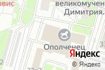 Схема проезда до компании Хорошевский межрайонный следственный отдел в Москве