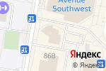 Схема проезда до компании Глиссада в Москве