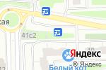 Схема проезда до компании Киоск по продаже мороженого в Москве
