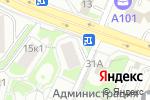 Схема проезда до компании Shale в Москве