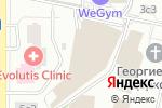 Схема проезда до компании Международный Офтальмологический центр в Москве