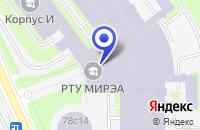 Схема проезда до компании ПТФ ABLOY в Москве