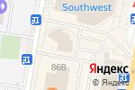 Схема проезда до компании KALYANY.ru в Москве