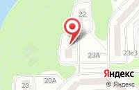 Схема проезда до компании Деланта Групп в Москве