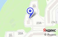 Схема проезда до компании ИНТЕЛЛЕКТ-КЛУБ в Москве