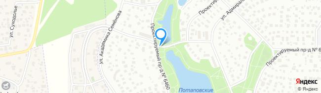 Новопотаповский проезд