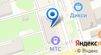 Компания МОНЕТНЫЙ ДВОР на карте