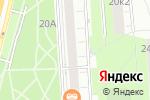 Схема проезда до компании ПивняковЪ в Москве