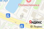 Схема проезда до компании Дирекция по управлению многоквартирными домами в Москве